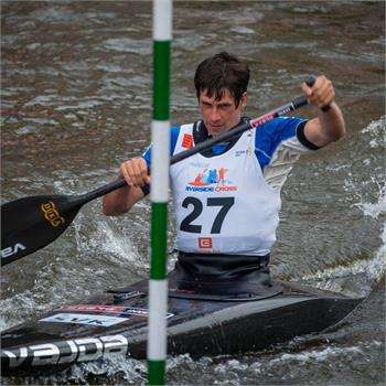 Prague Riverside Cross 2015