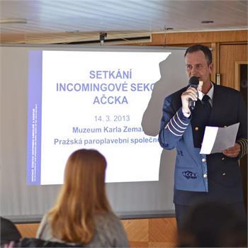 Setkání členů asociace českých cestovních kanceláří na Valencii