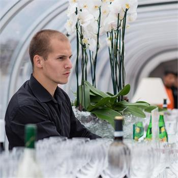 Špičkový catering na Grand Bohemii