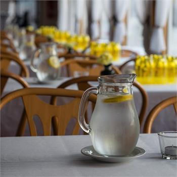 Catering na parníku Vyšehrad