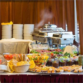 Catering na lodi Labe