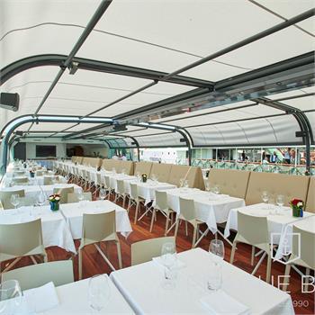 Loď Grand Bohemia - interiér