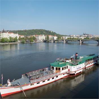 Parník Vltava v Praze
