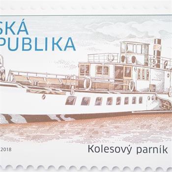 Vltava - nová známka 2018