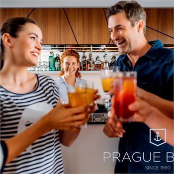 Výběr alko i nealko nápojů