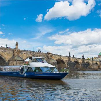 Grand Bohemia u Karlova mostu