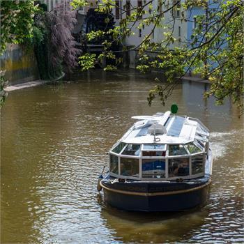 Loď Elektronemo v Čertovce