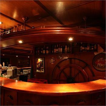 Interiér lodi Šumava