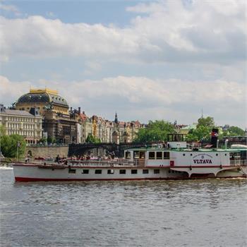 Parník Vltava