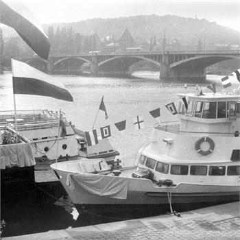 Odra - historické fotky