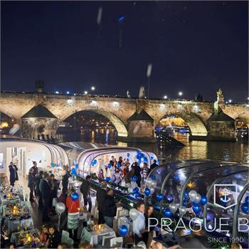 Nezapomenutelný večer v Praze