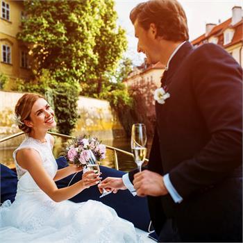 Privátní plavba novomanželů