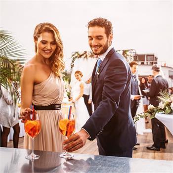 Zábava na svatbě zaručena