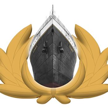 100 let potopení Titaniku