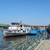 14.5. - změna přístaviště na plavbách do zoo