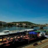 80. let parníku Vyšehrad a křest nové lodi Grand Bohemia