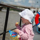 Dárek pro děti k svátku: lodí do zoo zdarma