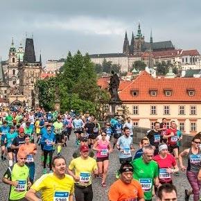 Dopravní omezení v neděli 5.5. - Volkswagen Marathon