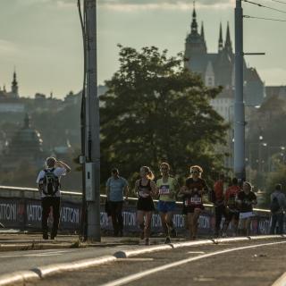 Dopravní omezení v sobotu 6.4. - Sportisimo Prague Half Marathon