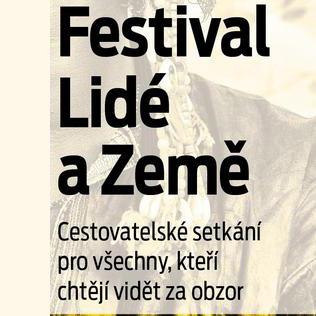 Festival Lidé a Země na náplavce