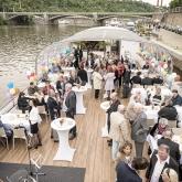 Firemní večírky na lodi – rezervujte nyní