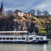 Hodinové plavby z Rašínova nábřeží již na Velký pátek