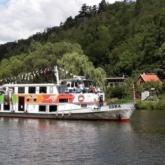 Možnosti plavby po řece Sázavě