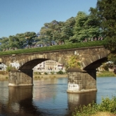 Negrelliho viadukt - unikátní památka nedaleko přívozu HolKa