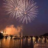Novoroční plavba s ohňostrojem v prodeji