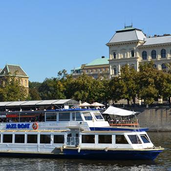 Obnovení pravidelných plaveb po Vltavě
