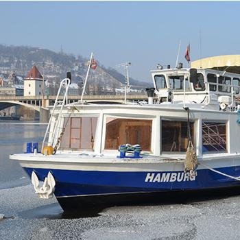 Plavební řád pravidelných plaveb - zima 2013/2014