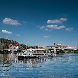 Poslední plavby letošní sezóny z Rašínova nábřeží