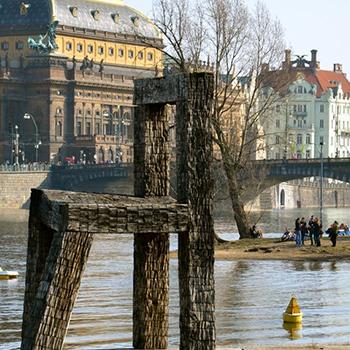 První jarní plavby na Vltavě