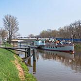 Sváteční plavby do pražské zoo