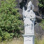 Symbolické pozdravení sochy sv. Vojťecha