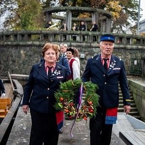 Uctili jsme památku utonulých na českých vodách