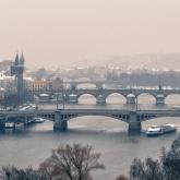 Zimní plavby 2016 - aktuální plavby od Čechova mostu