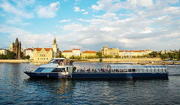 Loď Grand Bohemia