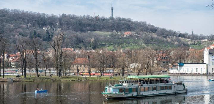 Hodinové plavby Prahou už tento víkend