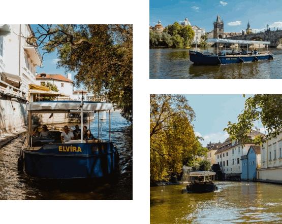 Loď Elvíra