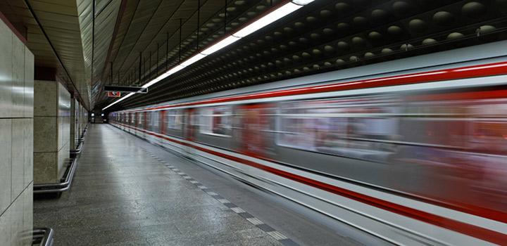 Cesta metrem