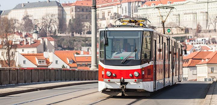 Cesta tramvají